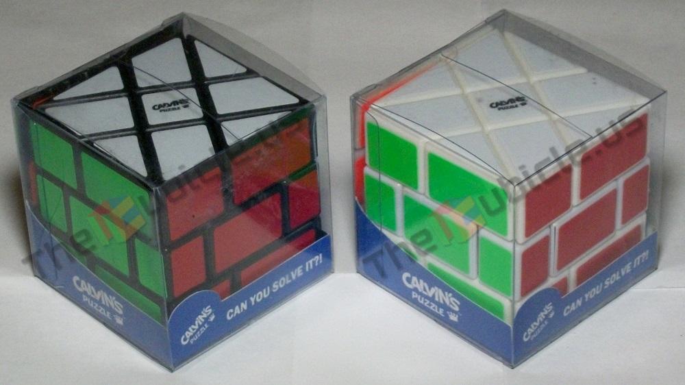TheCubicleus  Calvins Windmill Wall Cube III  Shape Mods