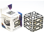 CubeStyle Hollow Sticker Fisher Cube