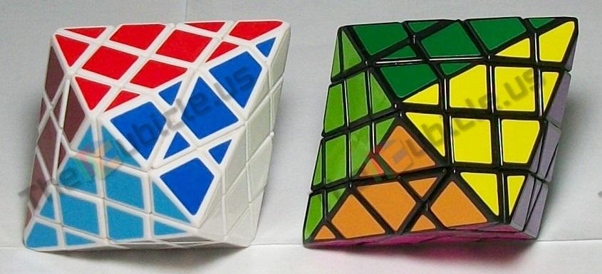 Thecubicle Us Diansheng 4x4 Hexagonal Dipyramid Shape Mods