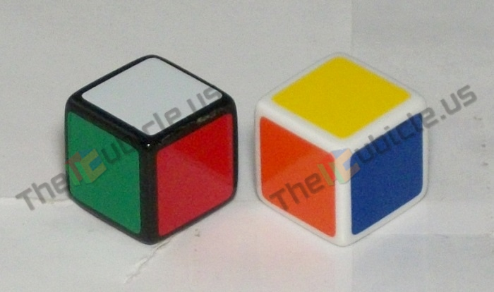 TheCubicle.us : 1x1 Cube 19mm : 1x1