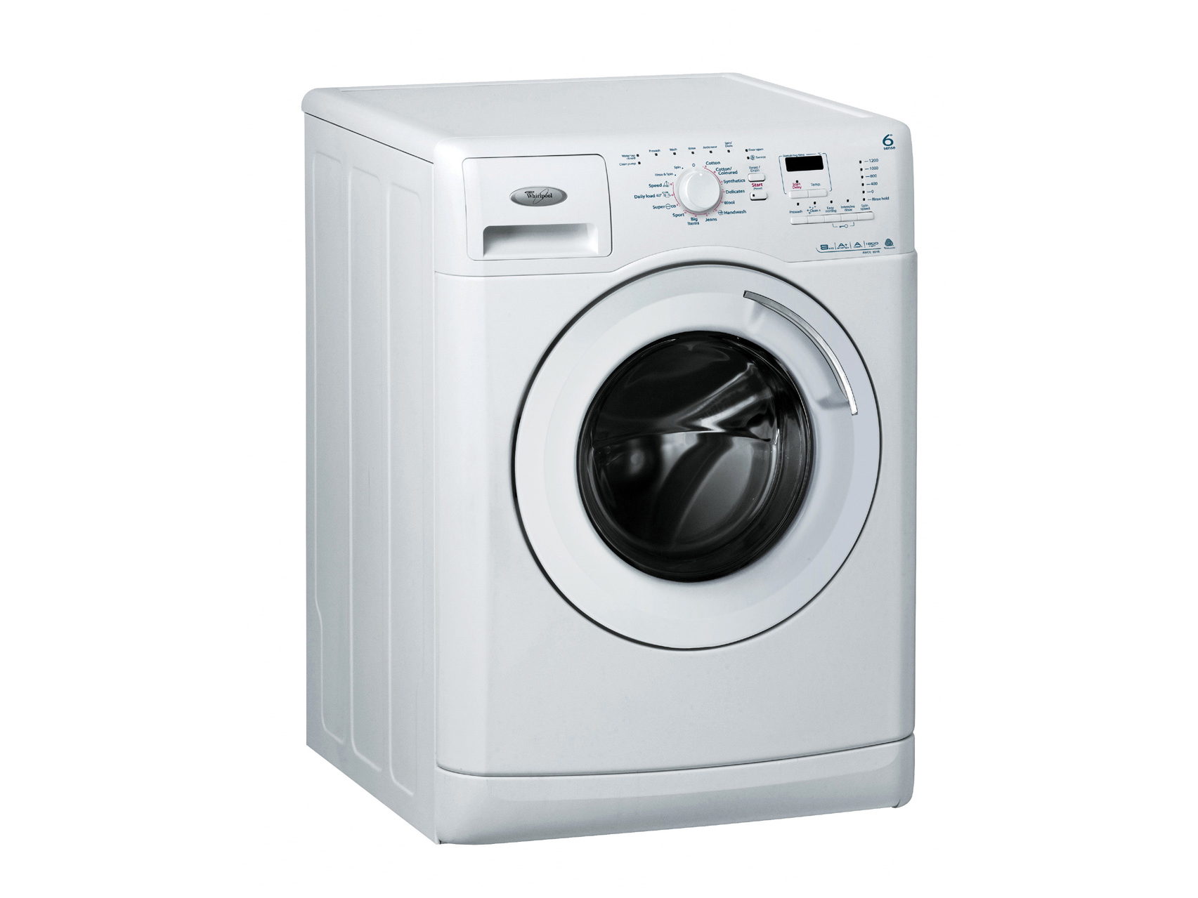 a whirlpool washing machine