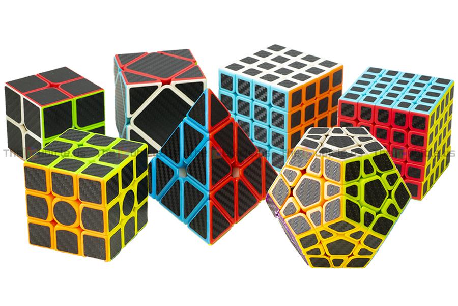 thecubicle us carbon fiber cube collector s bundle bundles