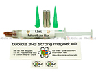 Cubicle Labs 3x3 Magnet Kit - Strong