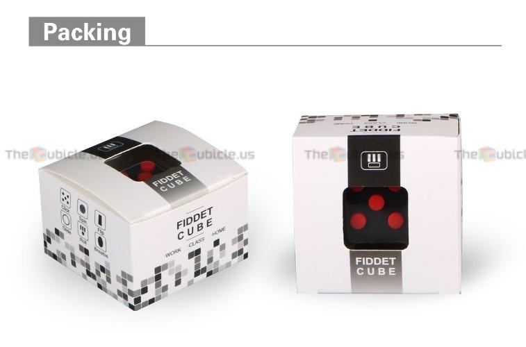 TheCubicle.us : Fidget Cube : Fidget Cubes