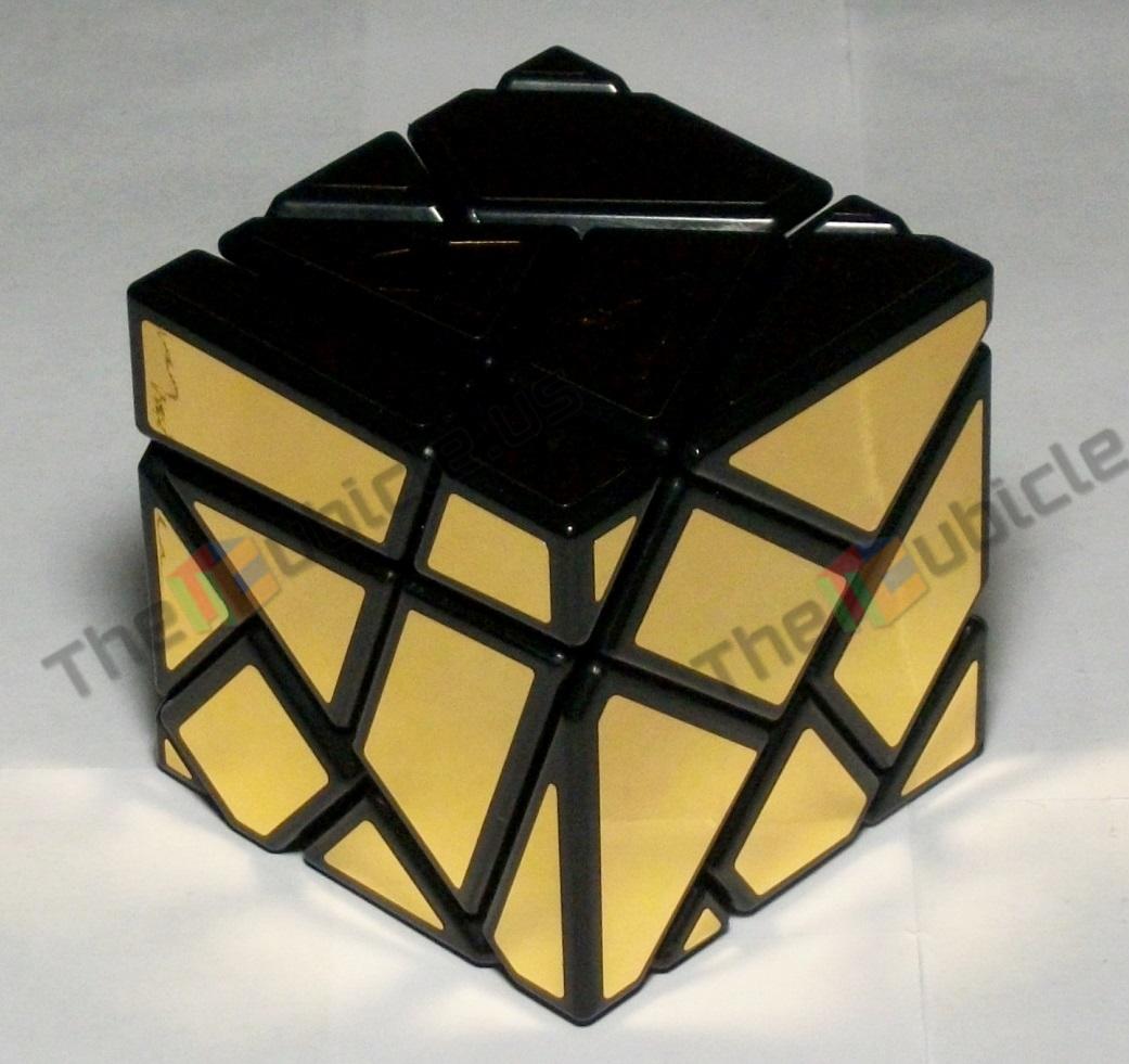 TheCubicle.us : Meffert's Ghost Cube : Shape Mods