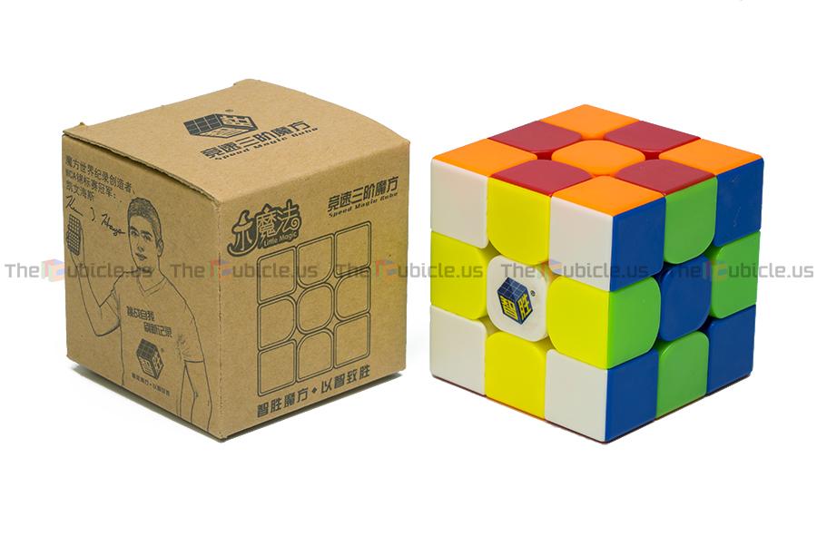 TheCubicle.us : YuXin Little Magic 3x3 : 3x3